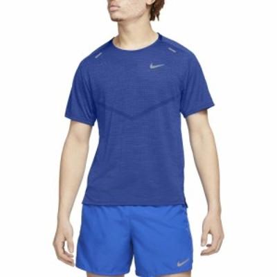 ナイキ NIKE メンズ ランニング・ウォーキング ドライフィット Tシャツ トップス Dri-FIT Jumpman ADV Techknit Ultra Running T-Shirt O