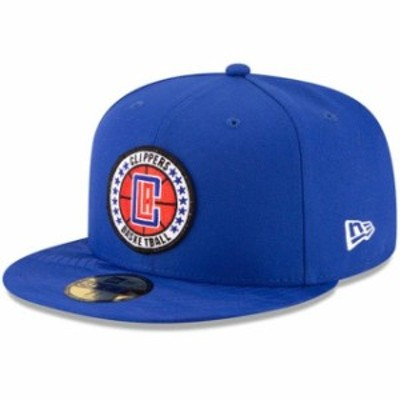 New Era ニュー エラ スポーツ用品  New Era LA Clippers Royal 2018 Tip-Off Series 59FIFTY Fitted Hat