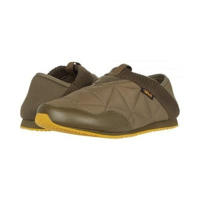 Teva テバ メンズ 男性用 シューズ 靴 スニーカー 運動靴 Ember Moc - Dark Olive