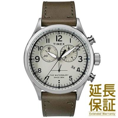 【並行輸入品】TIMEX タイメックス 腕時計 TW2R70800 メンズ WATERBURY TRADITIONAL ウォーターベリー トラディショナル クロノグラフ クオーツ