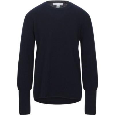 コム デ ギャルソン COMME des GARCONS SHIRT メンズ ニット・セーター トップス sweater Dark blue