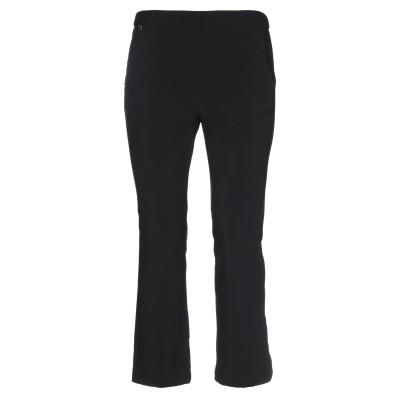 マニラ グレース MANILA GRACE パンツ ブラック 46 ポリエステル 96% / ポリウレタン 4% パンツ