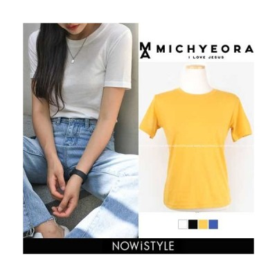 韓国 ファッション Tシャツ レディース おしゃれ 半袖 アナザーフィット