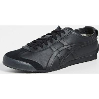 (取寄)オニツカタイガー メンズ メキシコ 66 スニーカー Onitsuka Tiger Men's Mexico 66 Sneakers Black Black 送料無料