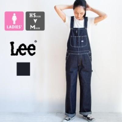 【 Lee リー 】 レディース ルーズフィット デニム オーバーオール LL0255