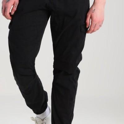 メンズ ファッション LEVI - Cargo trousers - black