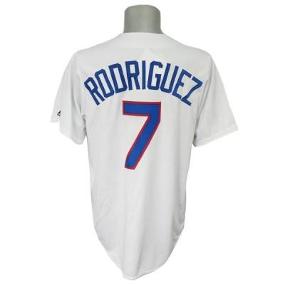 リニューアル記念メガセール MLB レンジャーズ イバン・ロドリゲス クーパーズタウン コレクション クールベース ユニフォーム/ユニホーム