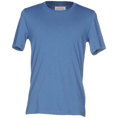 メゾン マルジェラ MAISON MARGIELA T シャツ ブルーグレー 46 コットン 100% T シャツ