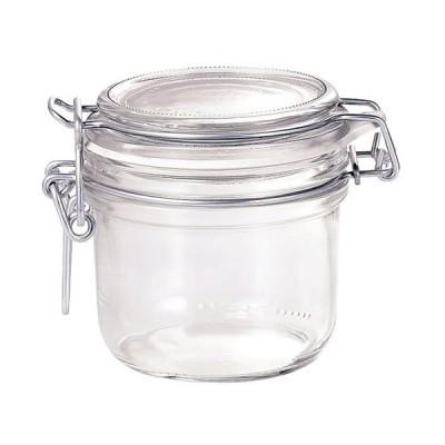 ガラス製品 保存容器 / フィド ジャー 1.41360 0.2L 寸法: 幅:83 x 奥行:83 x H70mm