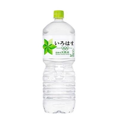 い・ろ・は・す 天然水 2L×6本