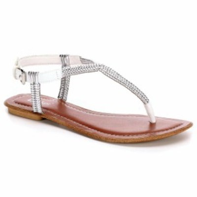 Alexis  ファッション サンダル Limelight Womens Alexis Ankle Strap Thong Sandal Shoes