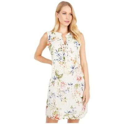 ジョニーワズ レディース ワンピース トップス Caprice Lace-Up Mini Dress