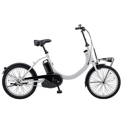 PANASONIC BE-ELSW012-N マットクラウディグレー SW 電動アシスト自転車(20×1.75HE×20×2.125HEインチ) メーカー直送