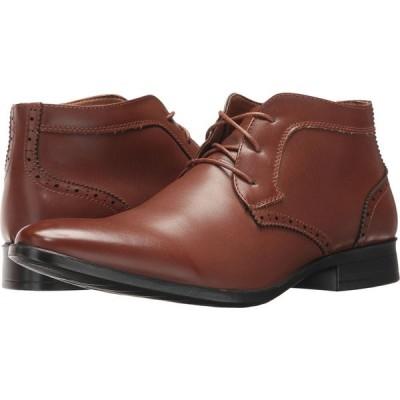 ディール スタッグス Deer Stags メンズ ブーツ シューズ・靴 Hooper Dark Tan