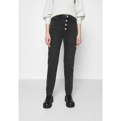 ミス シックスティ デニムパンツ レディース ボトムス Jeans Skinny Fit - black