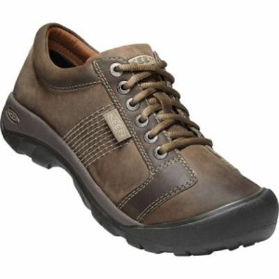 キーン Keen メンズ シューズ・靴 austin shoe Brindle/Bungee Cord