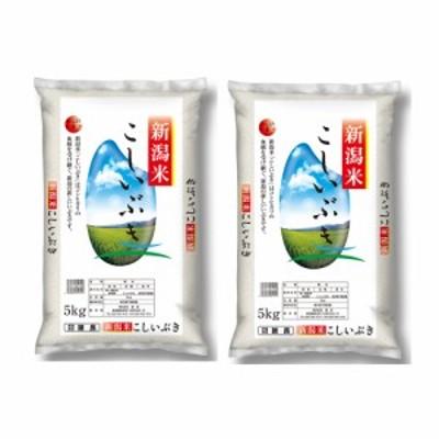 送料無料 新潟産こしいぶき 5Kg×2 / お米 お取り寄せ グルメ 食品 ギフト プレゼント おすすめ