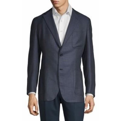 ブリオーニ Men Clothing Herringbone Jacket
