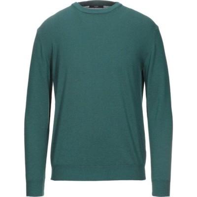 ダンディ DANDI メンズ ニット・セーター トップス sweater Green