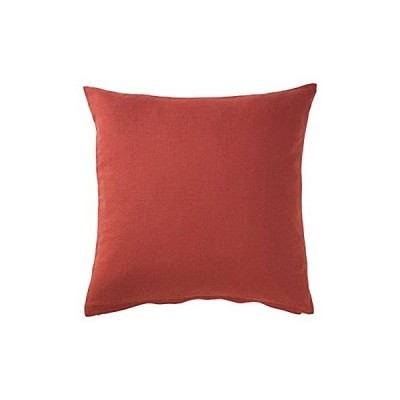 IKEA/イケア VIGDIS:クッションカバー50x50 cm レッドオレンジ (303.265.30)