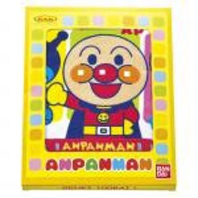 【新品/取寄品】【特選商品】アンパンマン フェイスタオル AP-23101