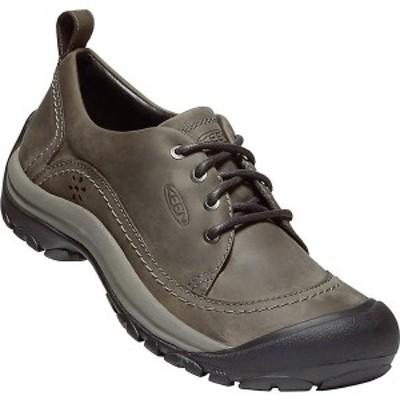 (取寄)キーン レディース ケイシー 2 オックスフォード シューズ Keen Women's Kaci II Oxford Shoes Magnet / Black 送料無料