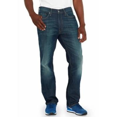 リーバイス メンズ デニムパンツ ボトムス Big & Tall 541? Athletic Fit Jeans-Stretch Midnight