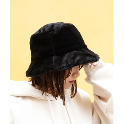 PairPair / アソートファーバケハ WOMEN 帽子 > ハット