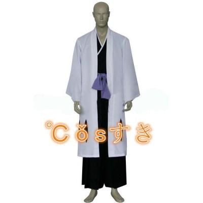 BLEACH ブリーチ  九番 東仙要 とうせんかなめ風 コスプレ衣装 演出服 変装 cosplay 仮装 二次会 イベント パーティー