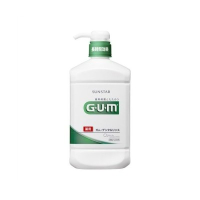【あわせ買い2999円以上で送料無料】GUM(ガム) 薬用 デンタルリンス レギュラータイプ 960ml