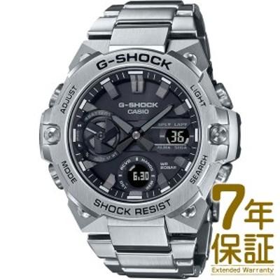 【国内正規品】CASIO カシオ 腕時計 GST-B400D-1AJF メンズ G-SHOCK ジーショック G-STEEL ジースチール タフソーラー