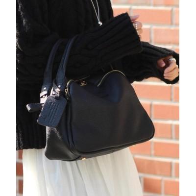 OF LIFE / 【HAYNI / ヘイニ】 本革2wayショルダートートバッグ ミニロシェ(型押し) WOMEN バッグ > トートバッグ
