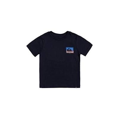 Quiksilver Little Architexture II ボーイ Tシャツ US サイズ: 3 カラー: ブルー