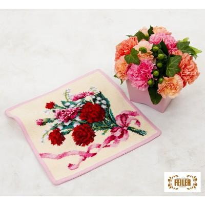 HIBIYA-KADAN 日比谷花壇  生花アレンジ「Merci」&フェイラー ディアフラワー