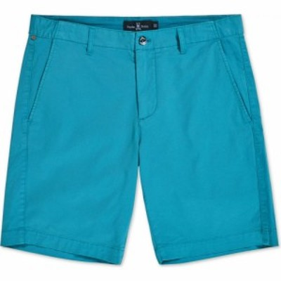 サイコバニー PSYCHO BUNNY メンズ ショートパンツ ボトムス・パンツ Diego Stretch Chino Shorts Enamel Blue