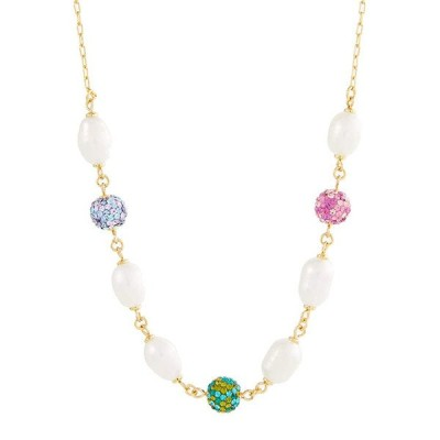 ケイトスペード ネックレス Kate Spade Pearl Power Necklace (Multi) パール パワー ネックレス(マルチ)