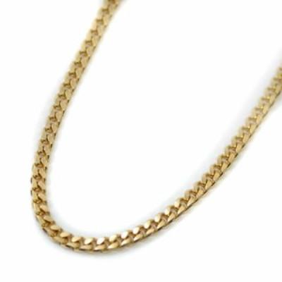 【中古】no brand ノーブランド 喜平 2面 シングル 全長約 39.5cm 約 10.1g ネックレス ユニセックス イエローゴールド K18ゴールド ジュ