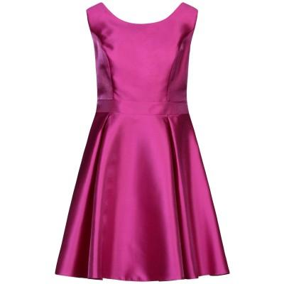 PAOLA BLŪ ミニワンピース&ドレス モーブ 46 ポリエステル 100% ミニワンピース&ドレス