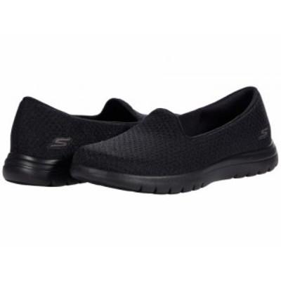 SKECHERS Performance スケッチャーズ レディース 女性用 シューズ 靴 スニーカー 運動靴 On-The-Go Flex 136408 Black【送料無料】