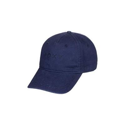 Roxy Junior's Dear Believer Logo Baseball Cap Mood Indigo 202 1SZ
