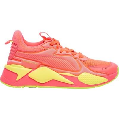 プーマ PUMA レディース スニーカー シューズ・靴 RS-X Soft Case Pink Alert/Yellow Alert