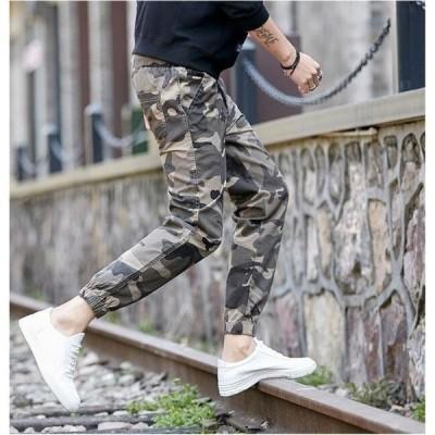 迷彩 ジーンズ 大きいサイズスウェットパンツロングパンツ 激安 就活 パンツカジュアル デザイン メンズファッション ボトムス パンツ