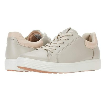 エコー Soft 7 Street Sneaker レディース スニーカー Gravel/Rose Dust