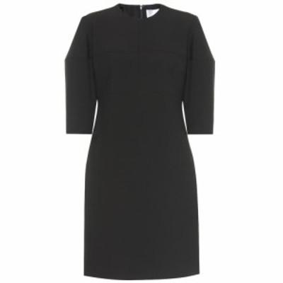 ヴィクトリア ベッカム Victoria Victoria Beckham レディース ワンピース ワンピース・ドレス structured-sleeve stretch minidress Bla