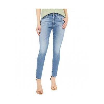 AG Adriano Goldschmied アドリアーノゴールドシュミット レディース 女性用 ファッション ジーンズ デニム Farrah High-Rise Skinny Ankle in 19 Years Elev..