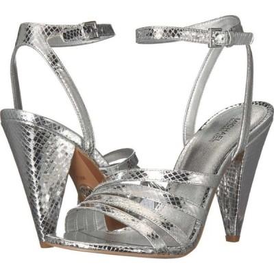 マイケル コース MICHAEL Michael Kors レディース サンダル・ミュール シューズ・靴 Kimmy Sandal Silver