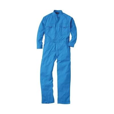 桑和(SOWA) 続服 212/ライトブルー S〜LLサイズ 9000 作業着 作業服 ワークウェア ウエア つなぎ メンズ レディース