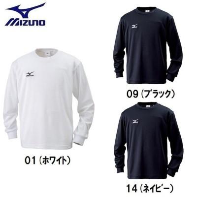 ミズノ ジュニア長袖Tシャツ ワンポイント(ジュニア) 32JA6427