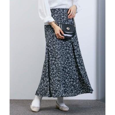 スカート 【2020春夏】綺麗フレアスカート(パターン) *