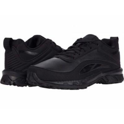 Reebok リーボック メンズ 男性用 シューズ 靴 スニーカー 運動靴 Ridgerider 6.0 Leather Core Black/Core Black/True Grey【送料無料】
